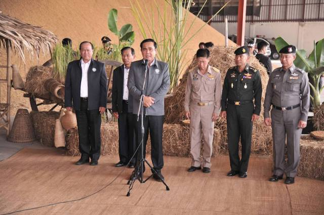 PM Prayut rejects rumors of a plan to set up new political party