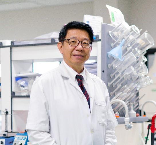 Professor Wanchai De-Eknamkul, Ph.D.