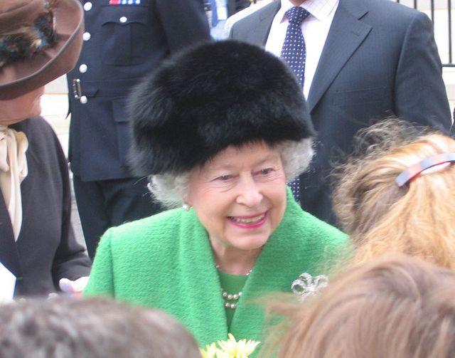 Their Majesties congratulate Queen Elizabeth II's longest reign