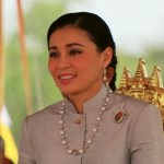 HM Queen Suthida attending royal ploughing ceremony in Sanam Luang, Bangkok