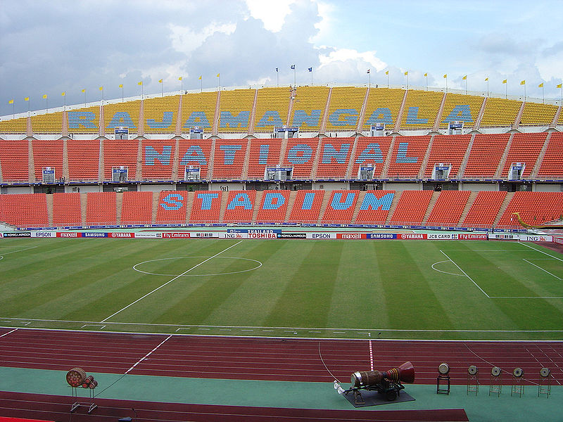 Rajamangala Stadium in Bangkok