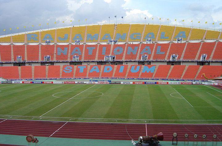 Rajamangala Stadium in Bangkok