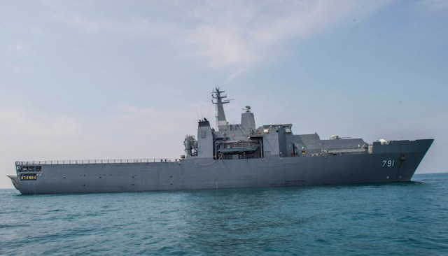 USS Fitzgerald Commander, Another Sailor Hurt in Collision Off Japan Shore