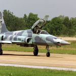 F-5E Royal Thai Air Force in Korat.