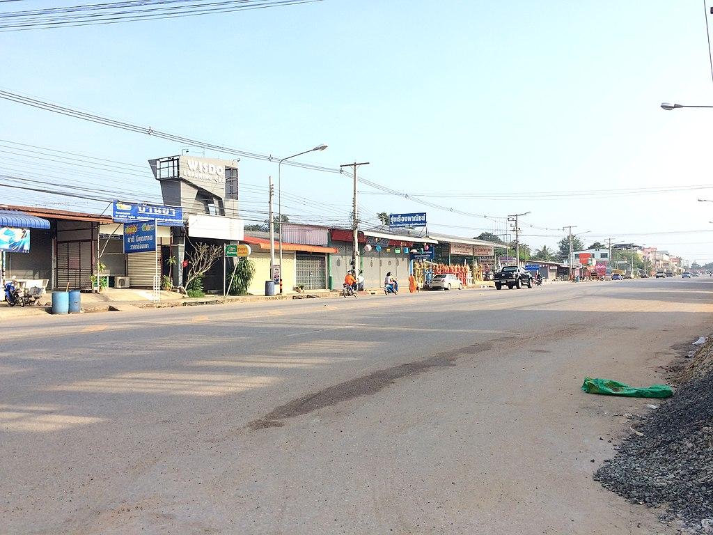 Ban Mai Nong Sai in Sa Kaeo
