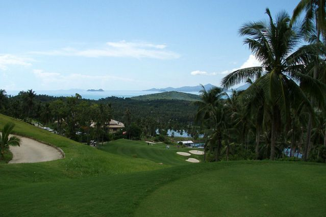 Legal action to be taken against an illegal golf course on Ko Samui