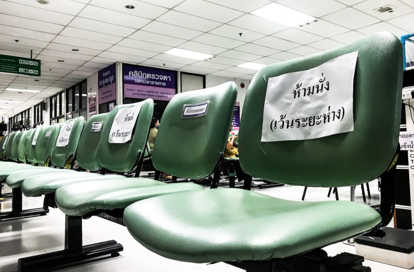 Death toll tops 100 as Thailand logs 1,767 COVID cases, new record