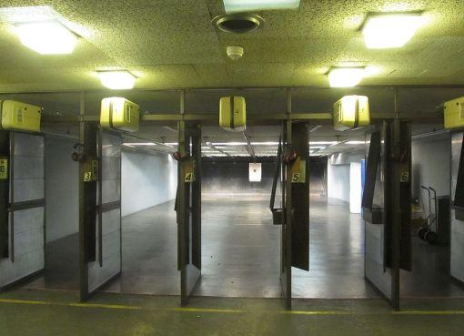 Shooting room