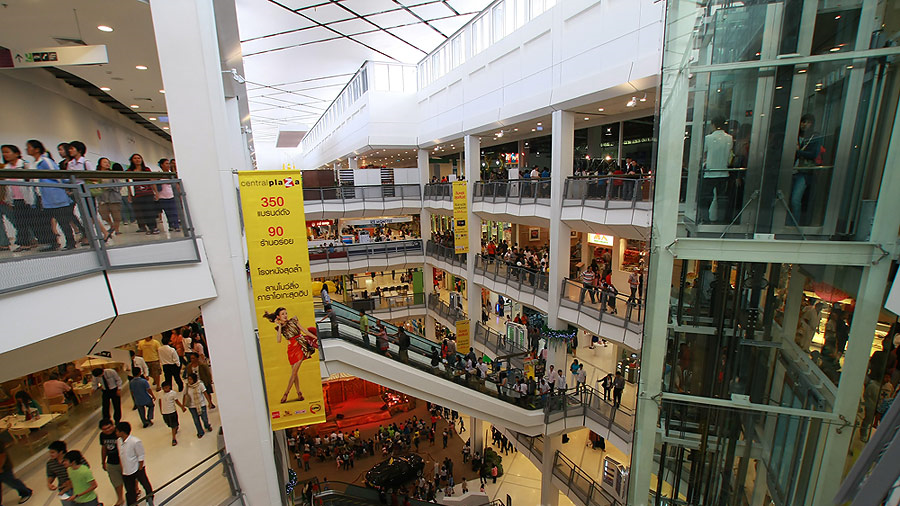 CentralPlaza KhonKaen opened on December 3, 2009