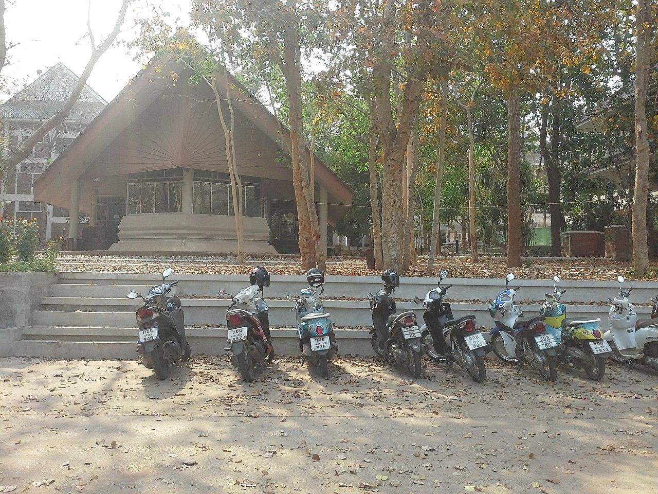 Foreign biker hunted in Khon Kaen after masseuse beaten, rape