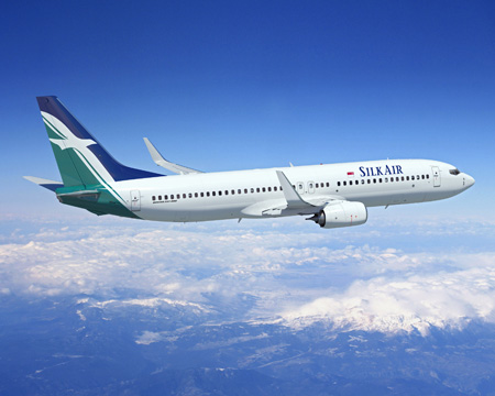 SilkAir takes delivery of first Next-Generation Boeing 737-800