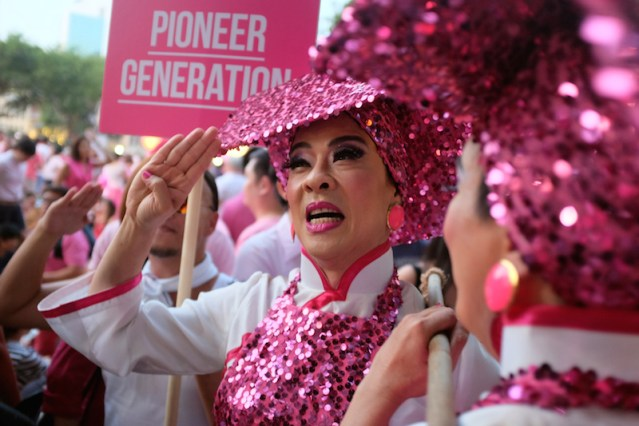 Pink Dot Rally for LGBT Rights Gathers 28,000 People in Singapore