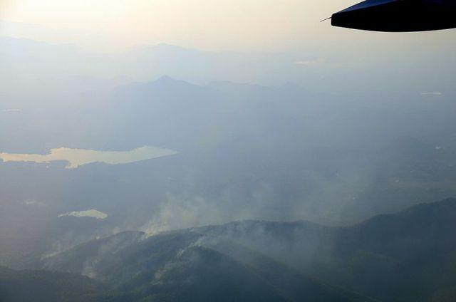 Smogs now threaten Northern Thailand