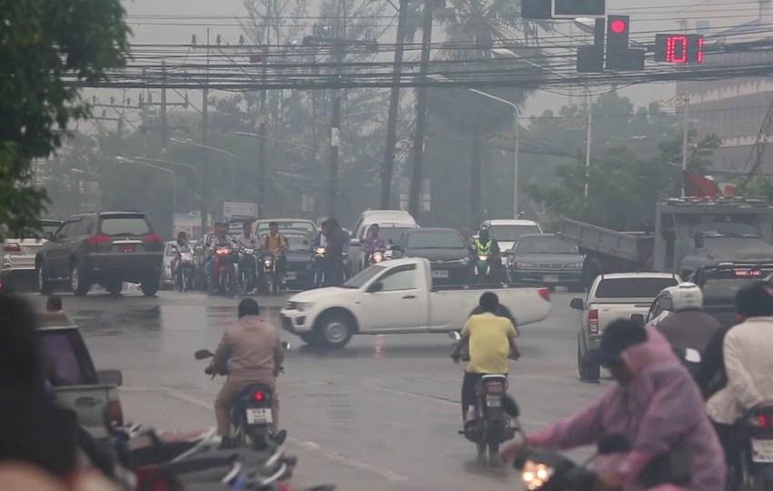 Northern Provinces Face Toxic Haze
