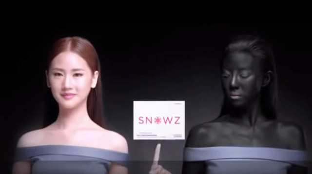 'You Just Need To Be White To Win' Ad Denounced as Racist in Thailand