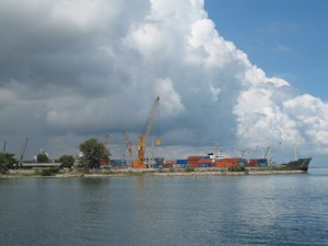 Songkhla Sea Port