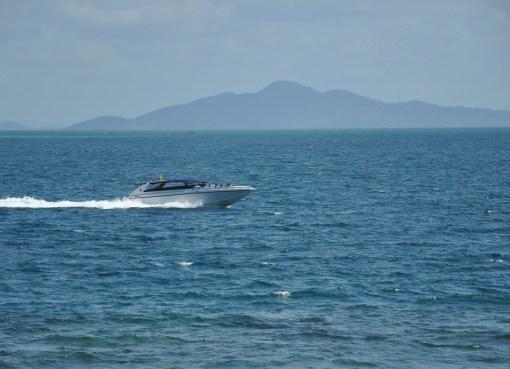 Speedboat in Thailand