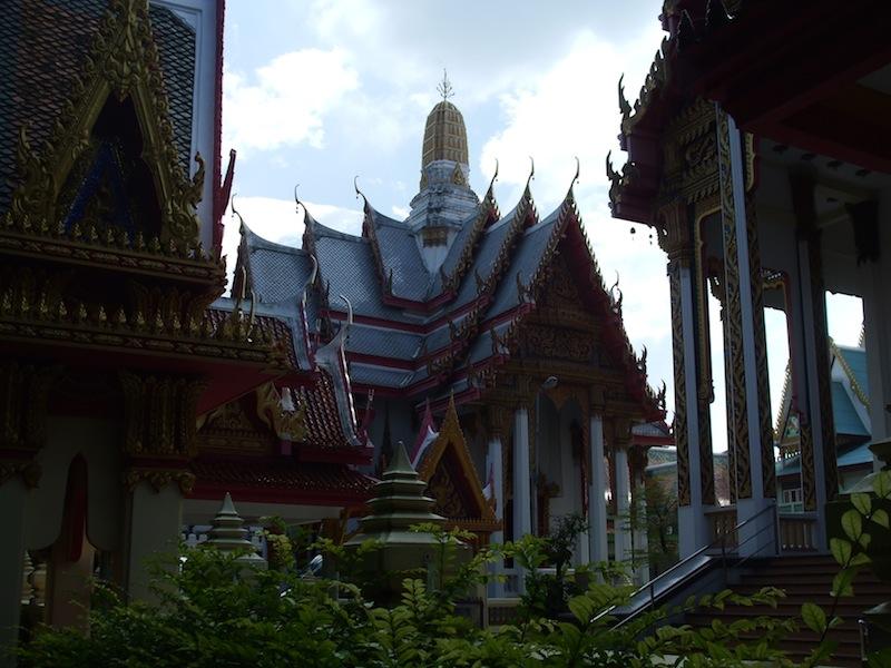 Temple in Sriracha, Chon Buri
