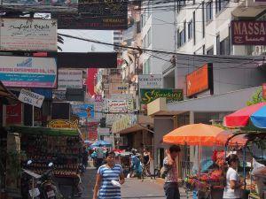 Sukhumvit Soi 11 in Bangkok