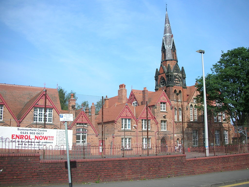 Summerfield Centre, Dudley Road, Birmingham