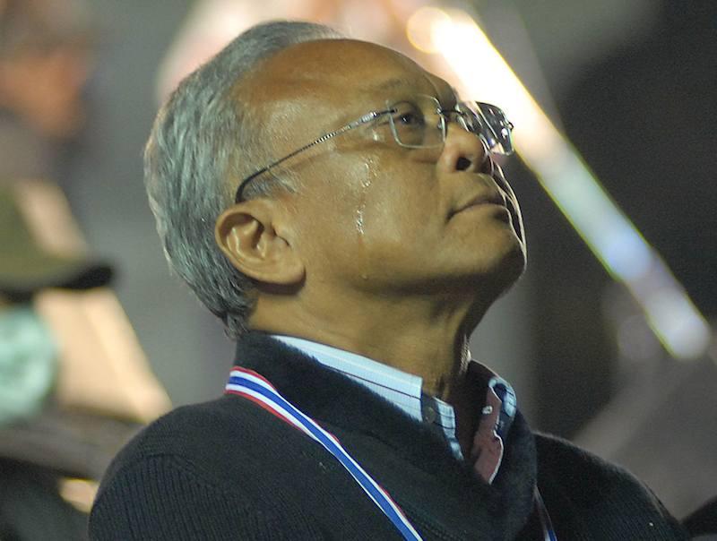 Bangkok Shutdown leader Suthep