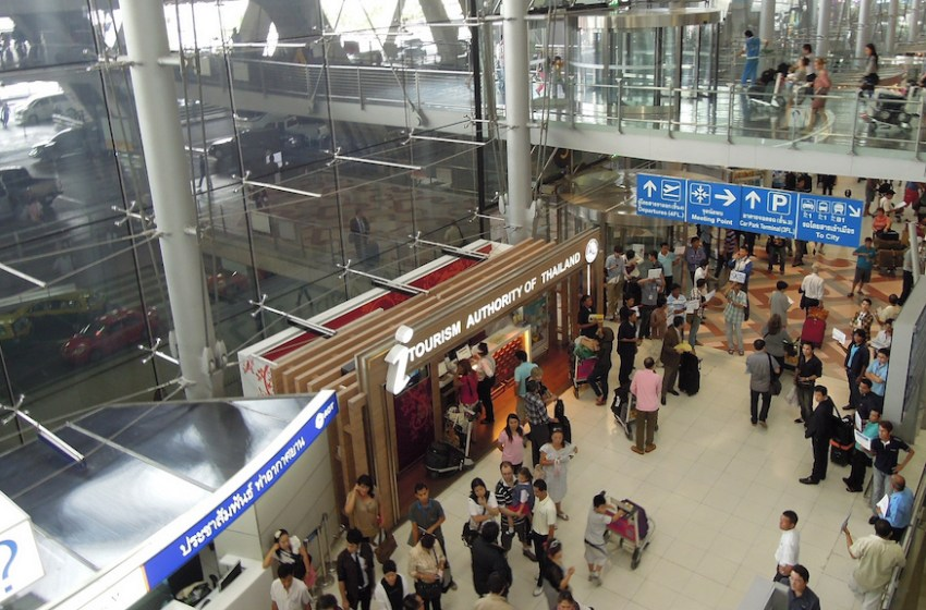 AOT board gives go-ahead for second passenger's terminal at Suvarnabhumi airport