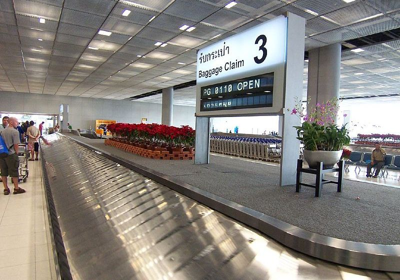 X-Ray Machines to Scan all Incoming Luggage at Suvarnabhumi Airport