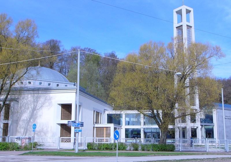 Gothenburg Mosque in Sweden