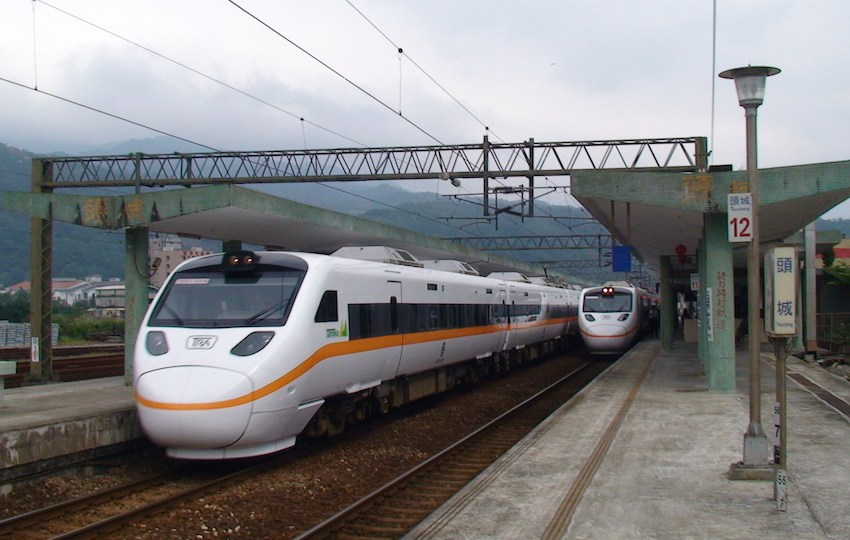 21 injured by blast on passenger train in Taiwan