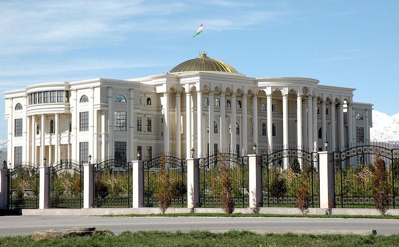 Dushanbe Presidential Palace
