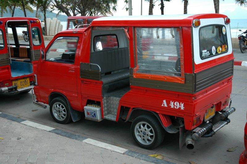 Patong Mini Taxi
