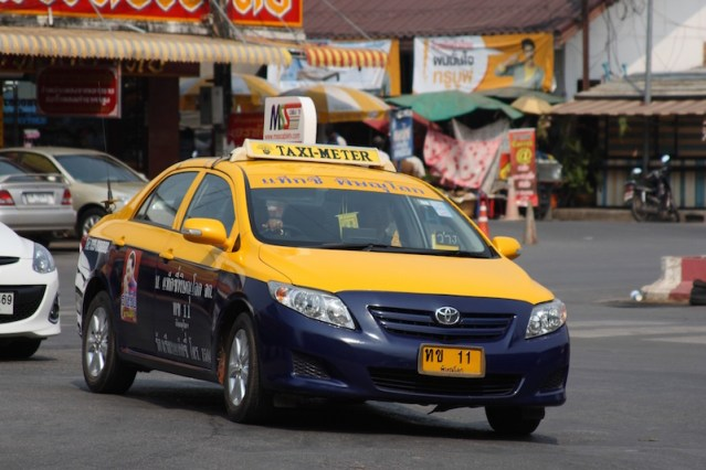 September 1 launch of no smoking in taxis campaign