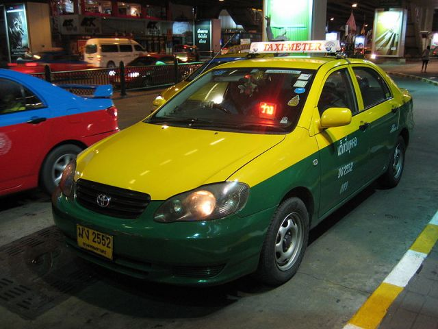 Bangkok Taxi Driver Rapes Customer, 'She Wore Shorts' Says Driver