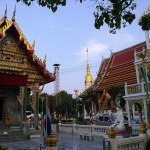 A Wat (temple) in Bang Lamung District, Pattaya