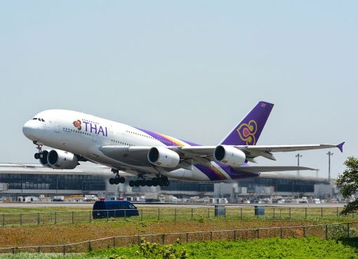 Airbus A380-800 THAI Airways