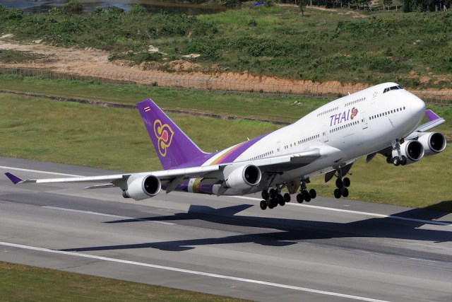 Thai airlines cleared of EU Air Safety List