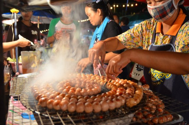 CNN: Bangkok has the best street food in the world