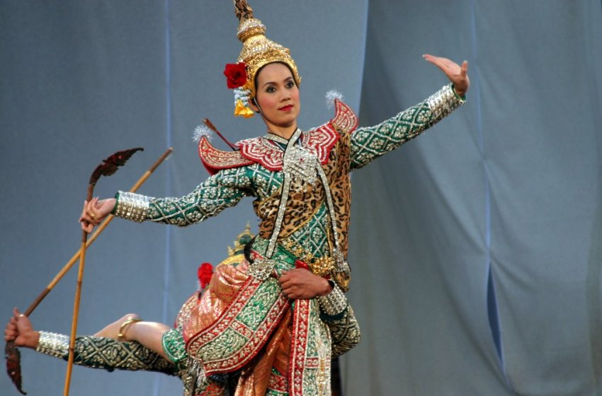 UNESCO lists Khon as an intangible cultural heritage of humanity