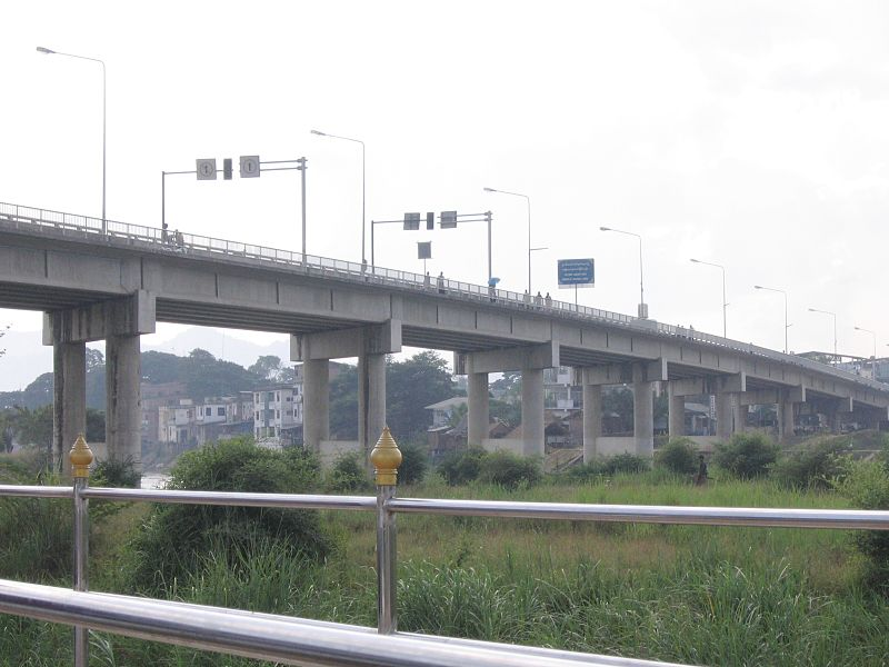 Thai-Myanmar Friendship Bridge