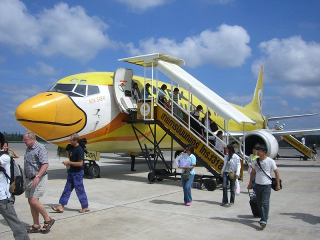 Nok Air suspends co-pilot from duty over inappropriate Line Chat