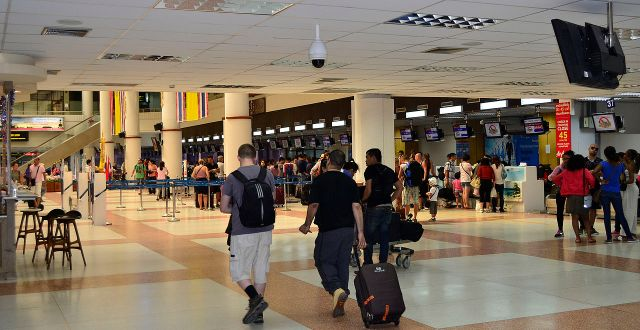 New Phuket airport terminal set for September opening
