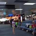 Phuket airport terminal