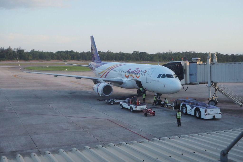 Thai Smile Airbus A320