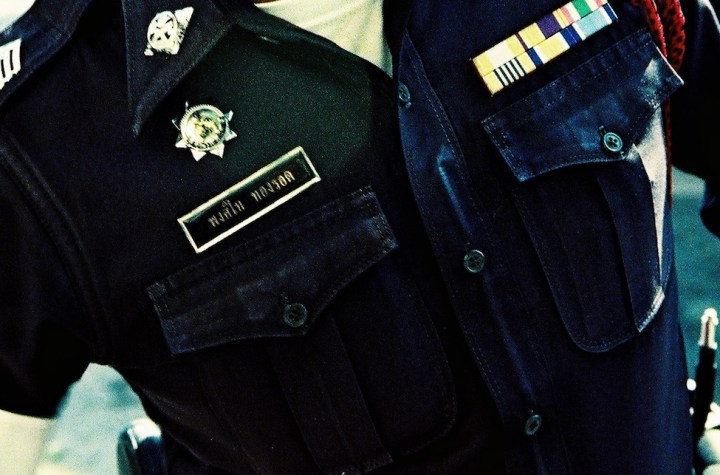 Thai Police uniform