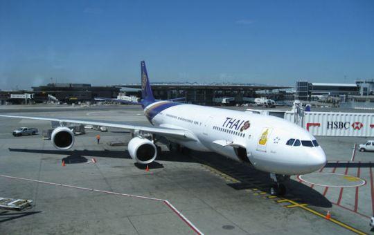Thai Airways A340-500