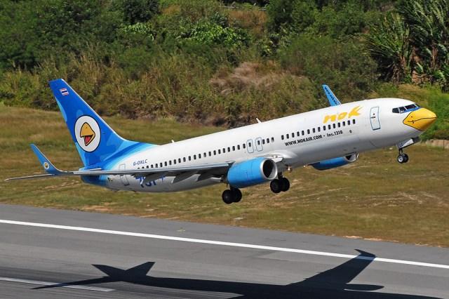 Phuket Airport Runway 09 closed for repairs