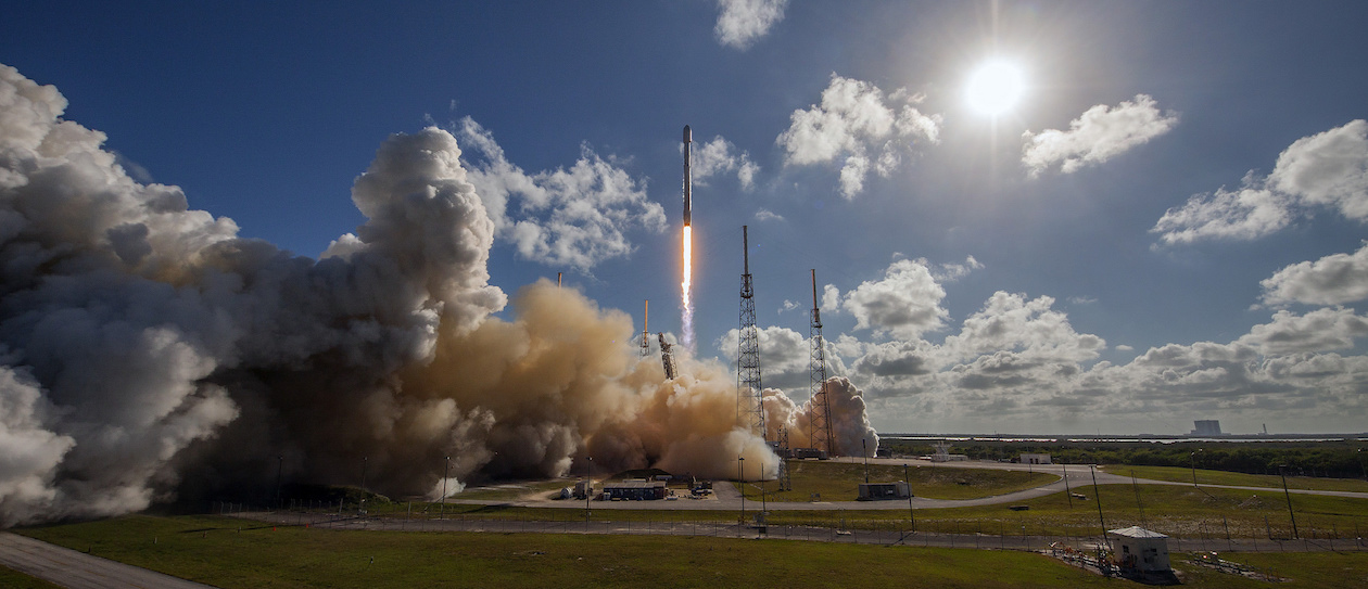 India's First Fully Private Satellite Placed in Orbit by SpaceX