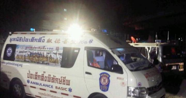 Pupils hurt in Phatthalung truck-bus crash
