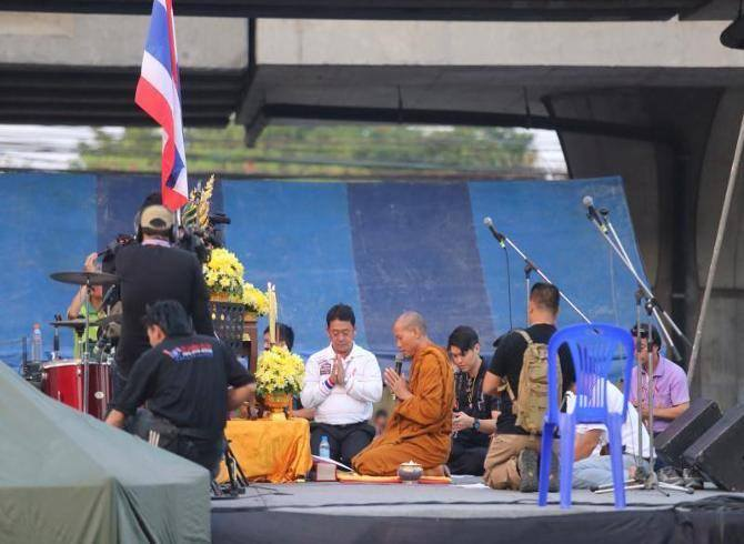 Arrest warrant issued for monk leading PDRC protest 2