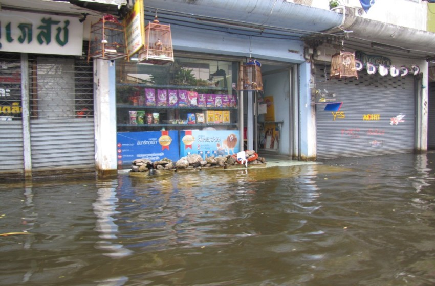 Flooding continues in Northeastern Thailand; Roi Et, Ubon Ratchathani hit especially hard